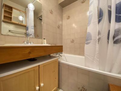 Аренда на лыжном курорте Квартира студия со спальней для 4 чел. (008) - Résidence le Perce Neige - Praz sur Arly - Ванна
