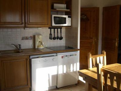 Rent in ski resort 3 room apartment 6 people (222) - Résidence les Alpages - Praz sur Arly