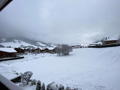 Аренда на лыжном курорте Апартаменты 3 комнат 6 чел. (222) - Résidence les Alpages - Praz sur Arly