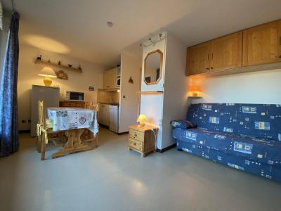 Аренда на лыжном курорте Квартира студия со спальней для 4 чел. (4208) - Résidence les Balcons d'Arly - Praz sur Arly