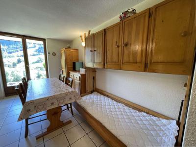 Аренда на лыжном курорте Квартира студия со спальней для 5 чел. (1006) - Résidence les Balcons d'Arly - Praz sur Arly