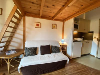 Аренда на лыжном курорте Апартаменты 2 комнат с мезонином 4 чел. (1206) - Résidence les Balcons d'Arly - Praz sur Arly