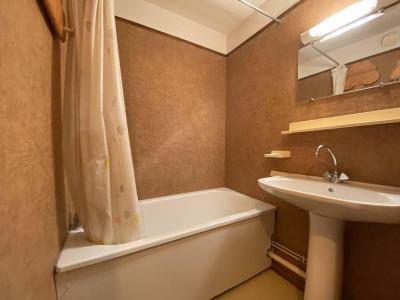 Аренда на лыжном курорте Квартира студия со спальней для 4 чел. (107) - Résidence les Balcons d'Arly - Praz sur Arly - Ванна