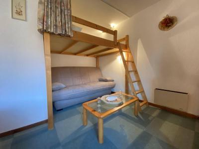 Аренда на лыжном курорте Квартира студия со спальней для 4 чел. (107) - Résidence les Balcons d'Arly - Praz sur Arly - Салон