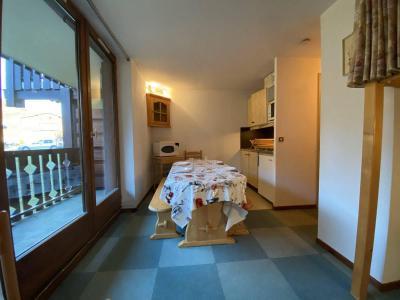 Аренда на лыжном курорте Квартира студия со спальней для 4 чел. (107) - Résidence les Balcons d'Arly - Praz sur Arly - Стол