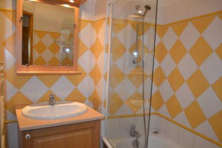 Rent in ski resort 2 room apartment 5 people (ECR202) - Résidence les Ecrins - Praz sur Arly - Bathroom