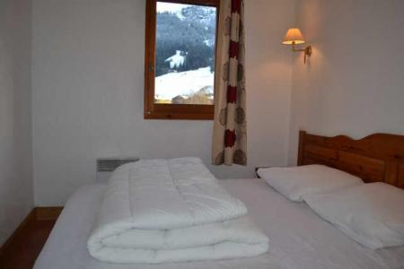 Rent in ski resort 2 room apartment 5 people (ECR202) - Résidence les Ecrins - Praz sur Arly - Bedroom