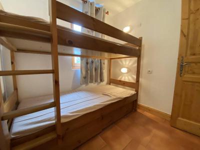 Аренда на лыжном курорте Апартаменты 3 комнат 6 чел. (110) - Résidence les Ecrins - Praz sur Arly - Двухъярусные кровати