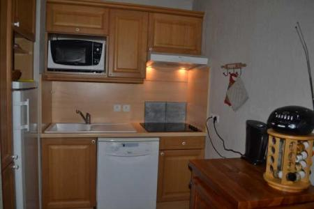 Rent in ski resort 3 room duplex apartment 8 people (ECR211) - Résidence les Ecrins - Praz sur Arly - Kitchen