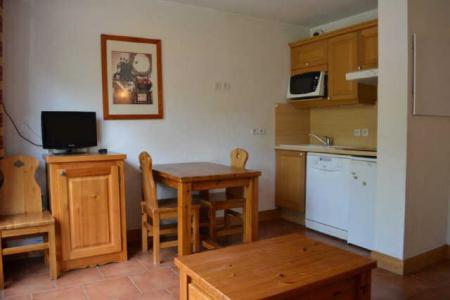 Rent in ski resort Studio cabin 4 people (ECR210) - Résidence les Ecrins - Praz sur Arly