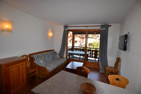 Rent in ski resort 3 room apartment 6 people (ECR110) - Résidence les Ecrins - Praz sur Arly