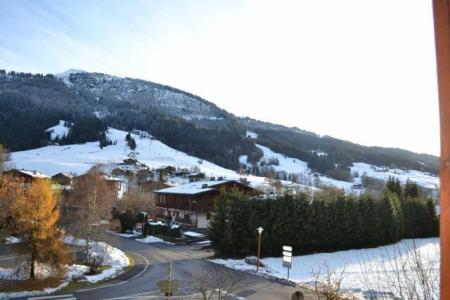 Rent in ski resort 2 room apartment 5 people (ECR202) - Résidence les Ecrins - Praz sur Arly - Winter outside
