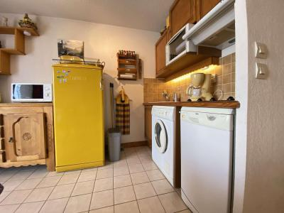 Аренда на лыжном курорте Апартаменты 3 комнат 5 чел. (1220) - Résidence les Pistes d'Or 1 - Praz sur Arly - Небольш&