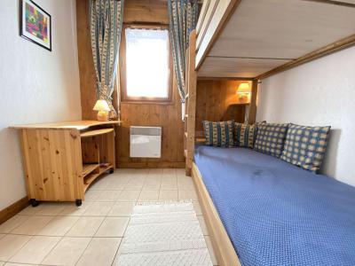 Аренда на лыжном курорте Апартаменты 3 комнат 5 чел. (1220) - Résidence les Pistes d'Or 1 - Praz sur Arly - Салон