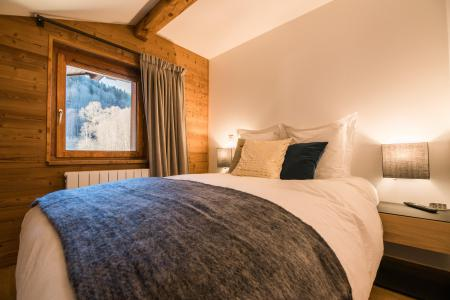 Rent in ski resort Résidence Les Portes de Megève - Praz sur Arly - Bedroom