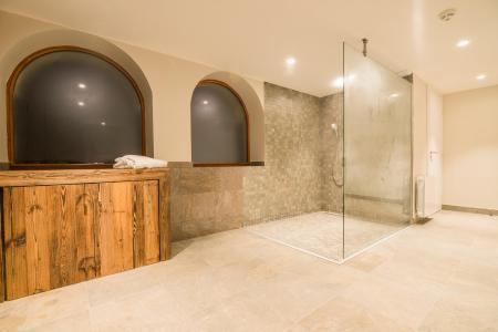 Rent in ski resort Résidence Les Portes de Megève - Praz sur Arly - Hammam