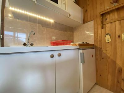 Аренда на лыжном курорте Апартаменты 2 комнат 6 чел. (A01) - Résidence Praz les Pistes - Praz sur Arly - Небольш&