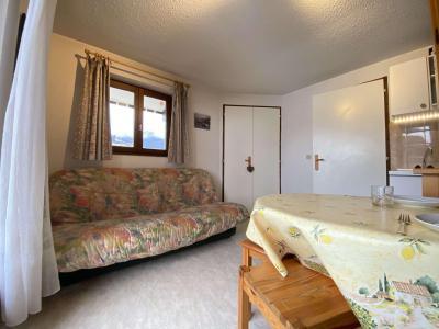 Аренда на лыжном курорте Апартаменты 2 комнат 6 чел. (A01) - Résidence Praz les Pistes - Praz sur Arly - Салон