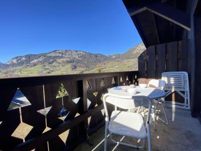 Аренда на лыжном курорте Квартира студия со спальней для 5 чел. (A19) - Résidence Praz les Pistes - Praz sur Arly