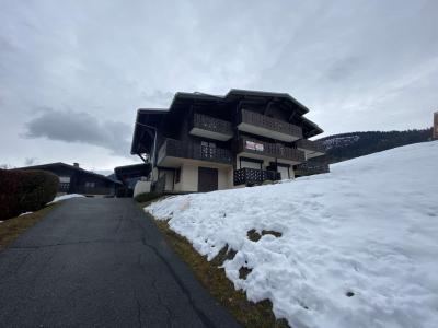 Аренда на лыжном курорте Апартаменты 2 комнат 6 чел. (A01) - Résidence Praz les Pistes - Praz sur Arly