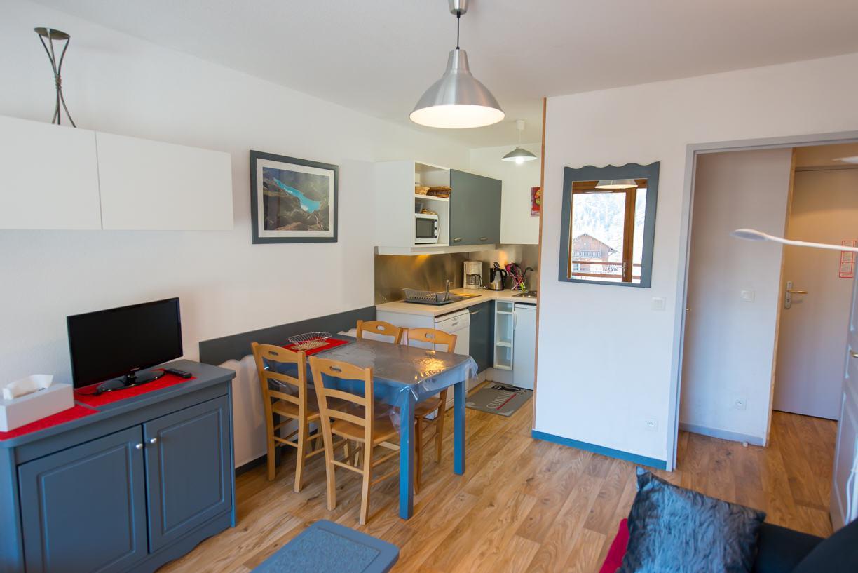 Location au ski Appartement 2 pièces coin montagne 6 personnes (712) - La Residence Le Hameau Des Ecrins - Puy-Saint-Vincent