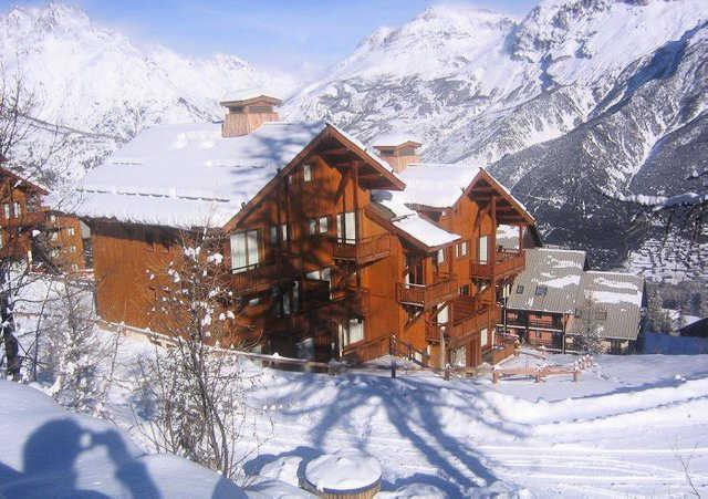 Location au ski Appartement 2 pièces coin montagne 6 personnes (407) - La Residence Le Hameau Des Ecrins - Puy-Saint-Vincent