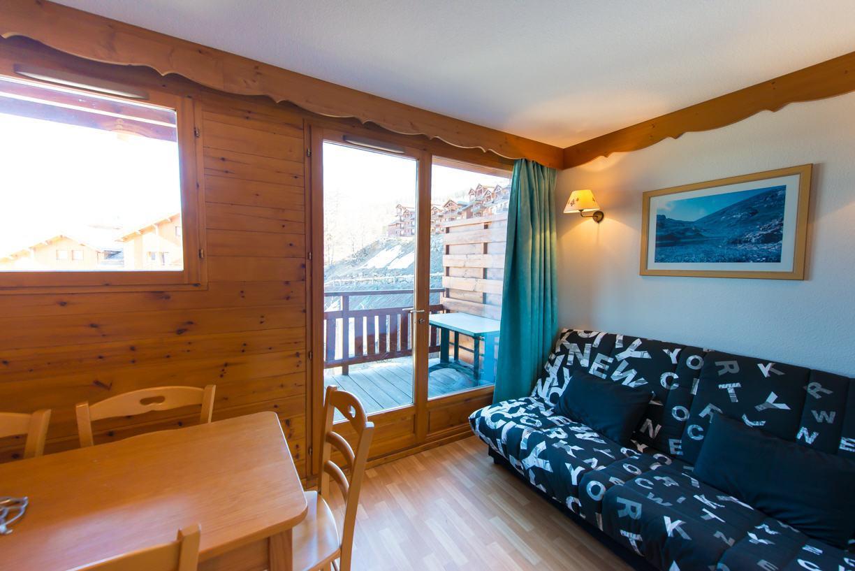 Location au ski Appartement 3 pièces 6 personnes (312) - La Residence Le Hameau Des Ecrins - Puy-Saint-Vincent