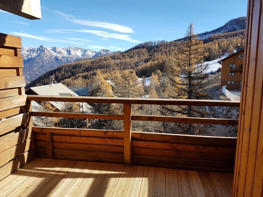 Location au ski Appartement 2 pièces coin montagne 6 personnes (907) - La Residence Le Hameau Des Ecrins - Puy-Saint-Vincent