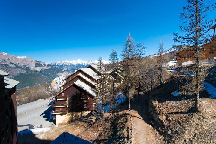 Location au ski Appartement 2 pièces 4 personnes (605) - La Residence Le Hameau Des Ecrins - Puy-Saint-Vincent