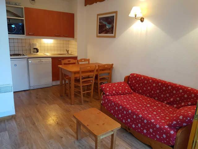 Location au ski Appartement 2 pièces 4 personnes (811) - La Residence Le Hameau Des Ecrins - Puy-Saint-Vincent
