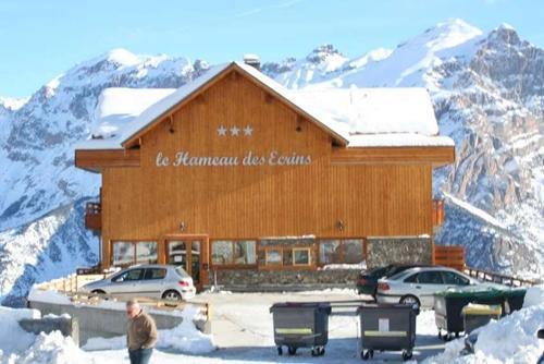 Noël au ski La Residence Le Hameau Des Ecrins