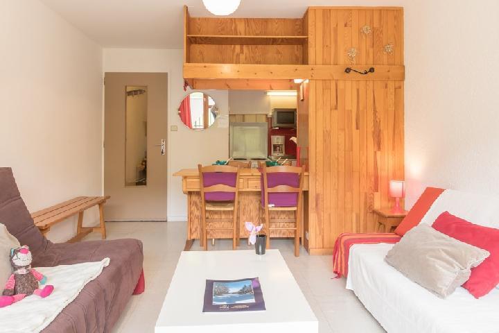 Location au ski Appartement 2 pièces 4 personnes (05) - Residence Agneaux - Puy-Saint-Vincent