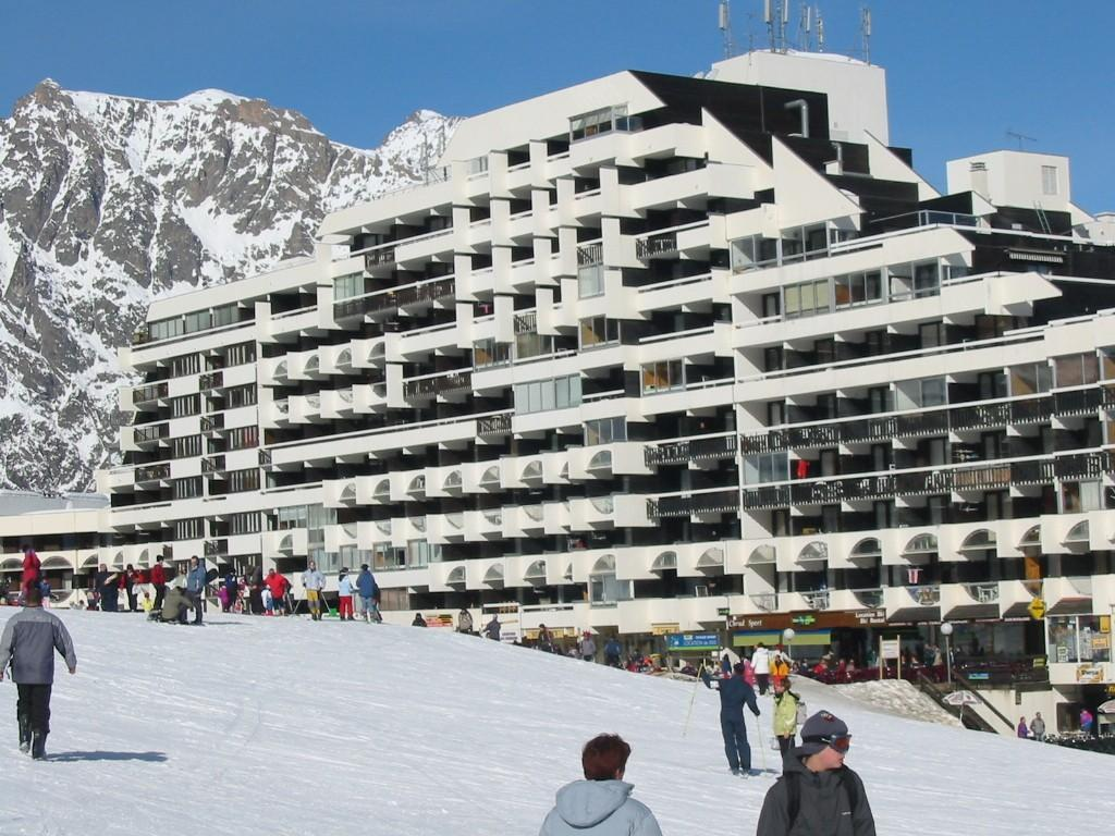 Accommodation Residence Cortina