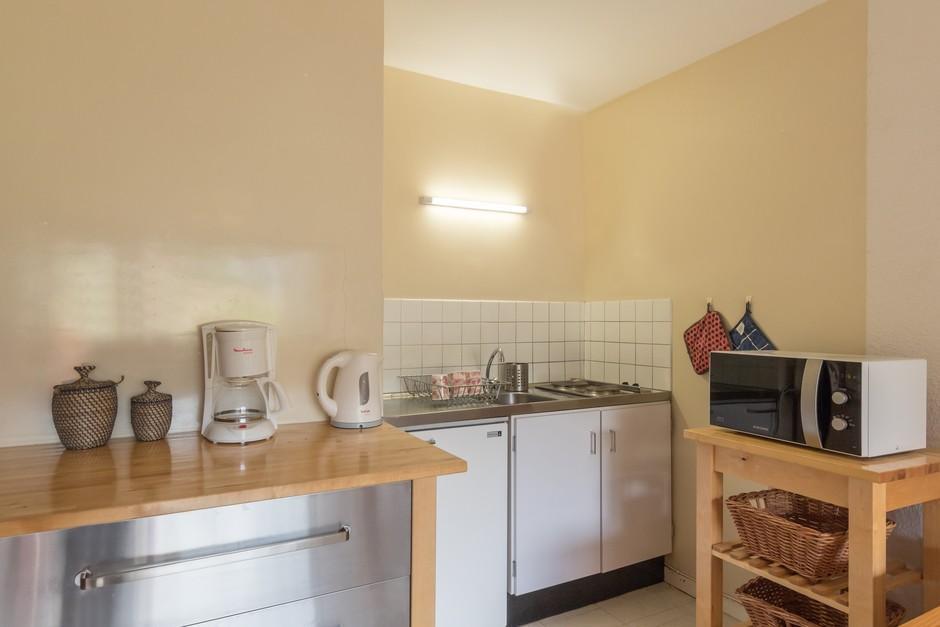 Location au ski Studio 4 personnes (24) - Residence Les Bans - Puy-Saint-Vincent