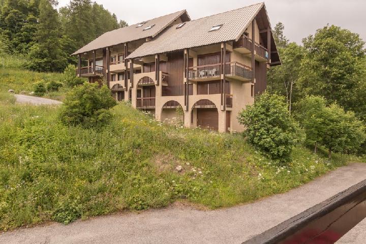 Location au ski Residence Les Eyssallarettes - Puy-Saint-Vincent