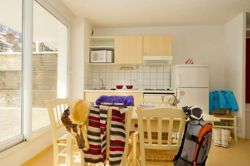 Location au ski Residence Sun Vallee - Puy-Saint-Vincent - Coin repas