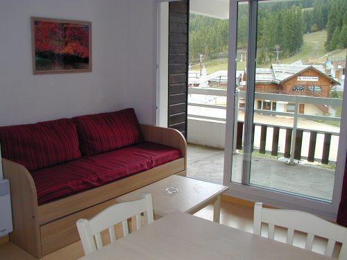 Location au ski Residence Sun Vallee - Puy-Saint-Vincent - Séjour