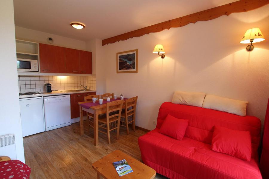Location au ski Appartement 2 pièces 4 personnes (911) - La Résidence du Hameau des Ecrins - Puy-Saint-Vincent - Appartement