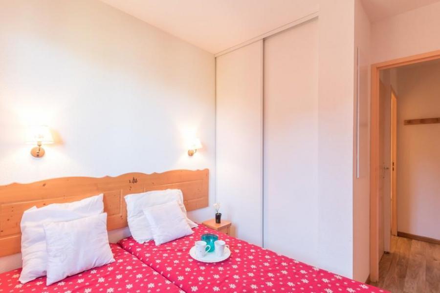Location au ski Appartement 2 pièces 4 personnes (911) - La Résidence du Hameau des Ecrins - Puy-Saint-Vincent - Chambre