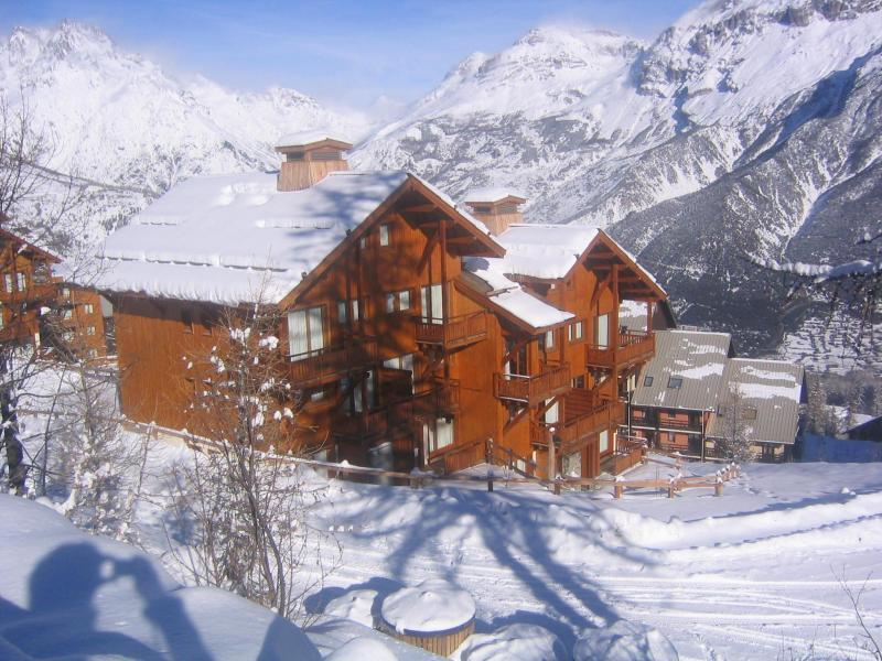 Chalet La Résidence Hameau des Ecrins - Puy-Saint-Vincent - Southern Alps