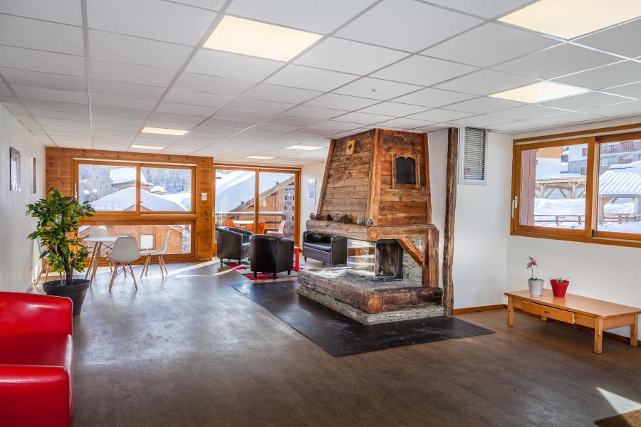 Location au ski La Résidence Hameau des Ecrins - Puy-Saint-Vincent - Réception