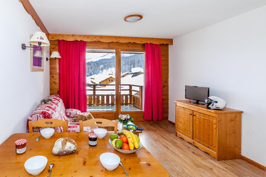 Location au ski La Résidence Hameau des Ecrins - Puy-Saint-Vincent - Séjour