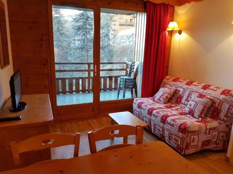 Location au ski Appartement 2 pièces 4 personnes (A503) - La Résidence le Hameau des Ecrins - Puy-Saint-Vincent