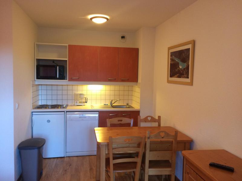 Location au ski Appartement 2 pièces 4 personnes (A303) - La Résidence le Hameau des Ecrins - Puy-Saint-Vincent