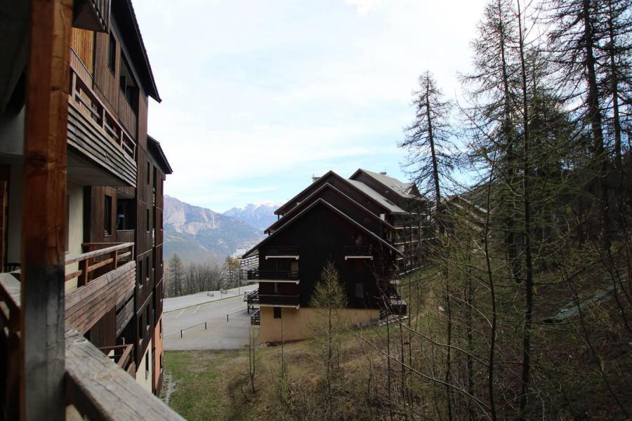 Location au ski Appartement 1 pièces 4 personnes (A303) - La Résidence le Hameau des Ecrins - Puy-Saint-Vincent
