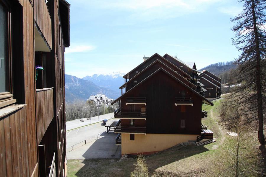 Location au ski Appartement 2 pièces 4 personnes (A301) - La Résidence le Hameau des Ecrins - Puy-Saint-Vincent