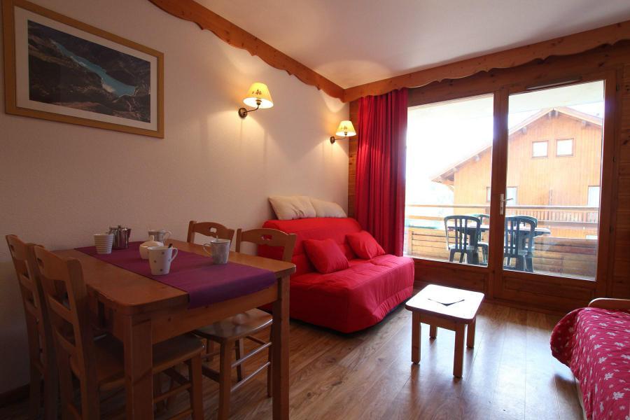 Location au ski Appartement 2 pièces 4 personnes (A911) - La Résidence le Hameau des Ecrins - Puy-Saint-Vincent - Séjour