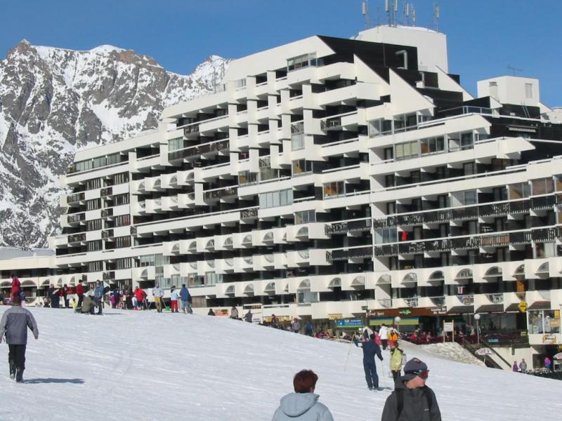 Soggiorno sugli sci Studio per 2 persone (3412) - Résidence Cortina - Puy-Saint-Vincent