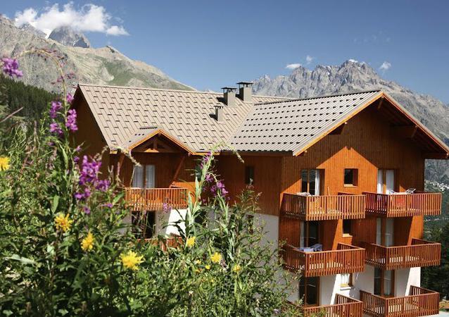 Location au ski Résidence des Gentianes - Puy-Saint-Vincent