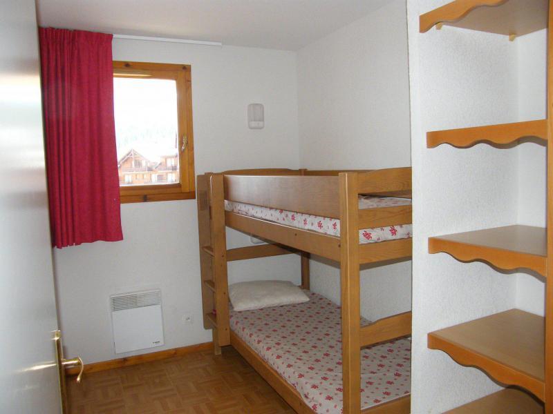 Location au ski Appartement 3 pièces cabine 6 personnes (C36) - Résidence des Gentianes - Puy-Saint-Vincent